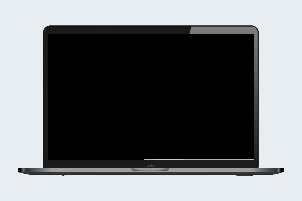 Laptop_Transparent_Grau
